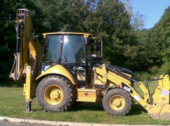 Cat 432E - Caterpillar